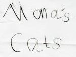 Mona's Cats